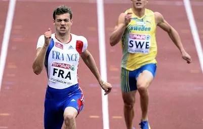 Christophe Lemaitre avait sans conteste le record de France du 200 m dans les jambes ce dimanche