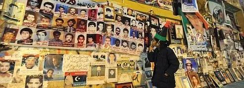Les disparus de la révolution libyenne
