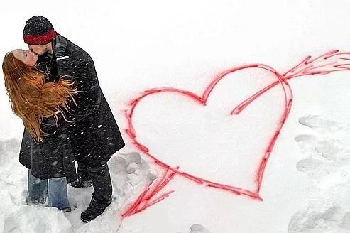 Les 18-24 ans sont 55% à se dire prêts à tout laisserv par amour. (Illustration).
