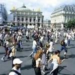 Randonnée en roller à Paris (Matthieu Colin/Fedephoto)