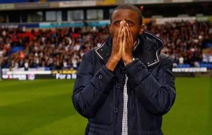 Fabrice Muamba ne rejouera plus au football en tant que professionnel