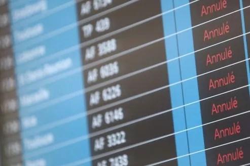 Les retours des passagers partis en vacances les 18 et 25 juin ont été annulés par l'agence de voyage. Crédit photo: François Bouchon/ Le Figaro