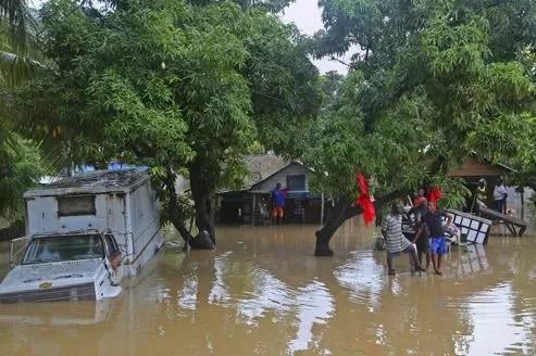 200.000 personnes ont dû être accueillies dans des hébergements d'urgence à cause des dégâts causés par Sandy.