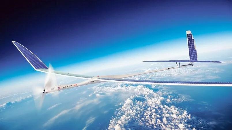 Titan Aerospace fabrique des drones «atmosats», qui fonctionnent comme des satellites.