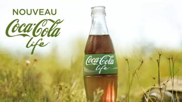 Coca Cola Life Vert