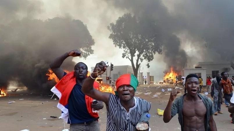 «Le 30 octobre, c'est le printemps noir au Burkina Faso, à l'image du printemps arabe», a déclaré mercredi l'opposant Emile Pargui Paré.