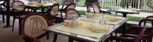 Le Fontane Restaurant Patio