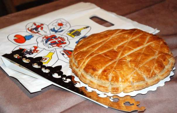 Galette de rois - French epiphany pie