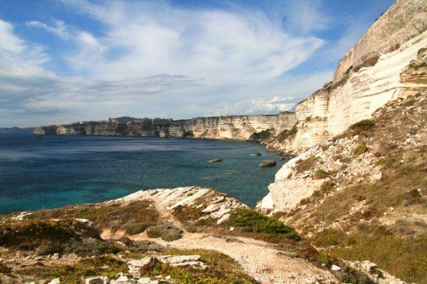 Corsican coast