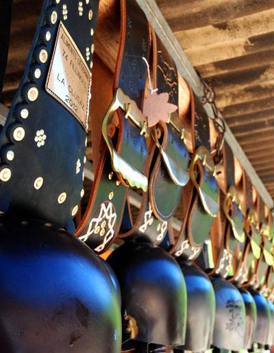 <Photo of La Clusaz cow bells for sale>