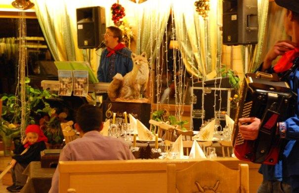 <Photo of a bar in Croix Fry, La Clusaz>