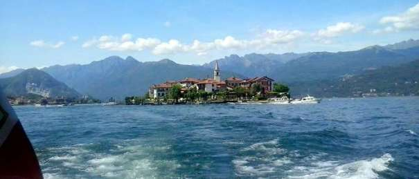 Lake Maggiore islands. Copyright Le Franco Phoney
