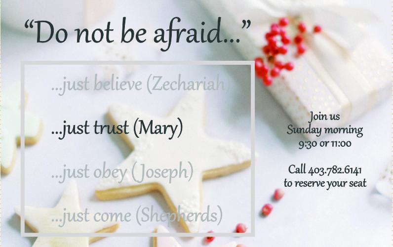 Third Advent – Joy