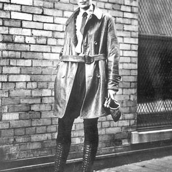 Earhart Boots