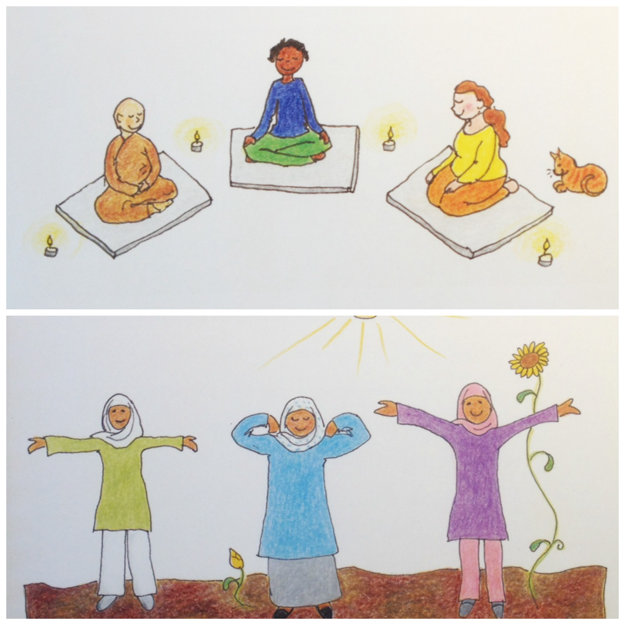 Books For Left Brain Little Buddhas