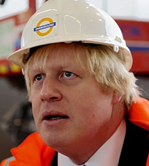 Boris, Campaigning on Transit