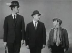 "John Cleese, Ronnie Barker and Ronnie Corbett: ""Class"" in the Frost Report"