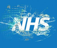 Disaster looms for NHS