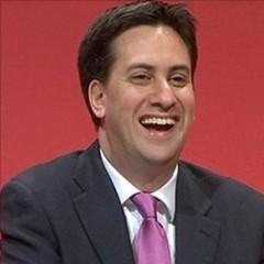 Ed Miliband: more comfortable