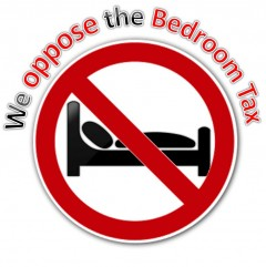 Oppose the Bedroom tax