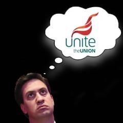 Miliband thinking of Unite