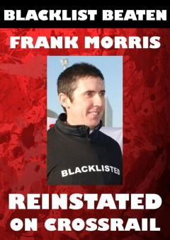 Frank Morris reinstated