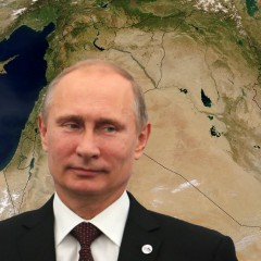 Putin and the Mid-east