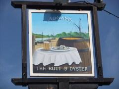 Butt & Oyster