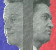 Cameron v Miliband