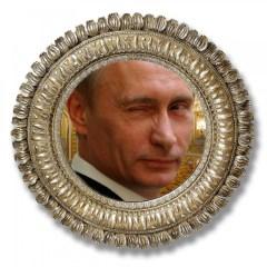 Putin mirror