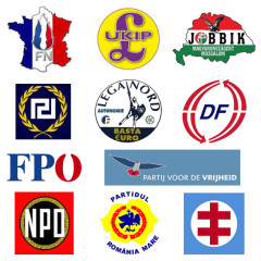 Far right logos