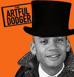 Chuka Umunna as artful dodger1