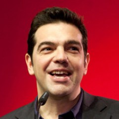 Alexis Tsipras, Greece