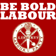 BE BOLD LABOUR
