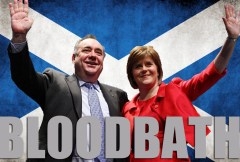 Salmond and Sturgeon BLOODBATH