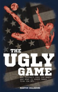 The Ugly Game Front Cover