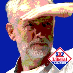 Corbyn SDP