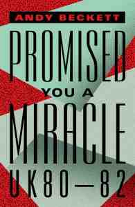 Promised You A Miracle hb