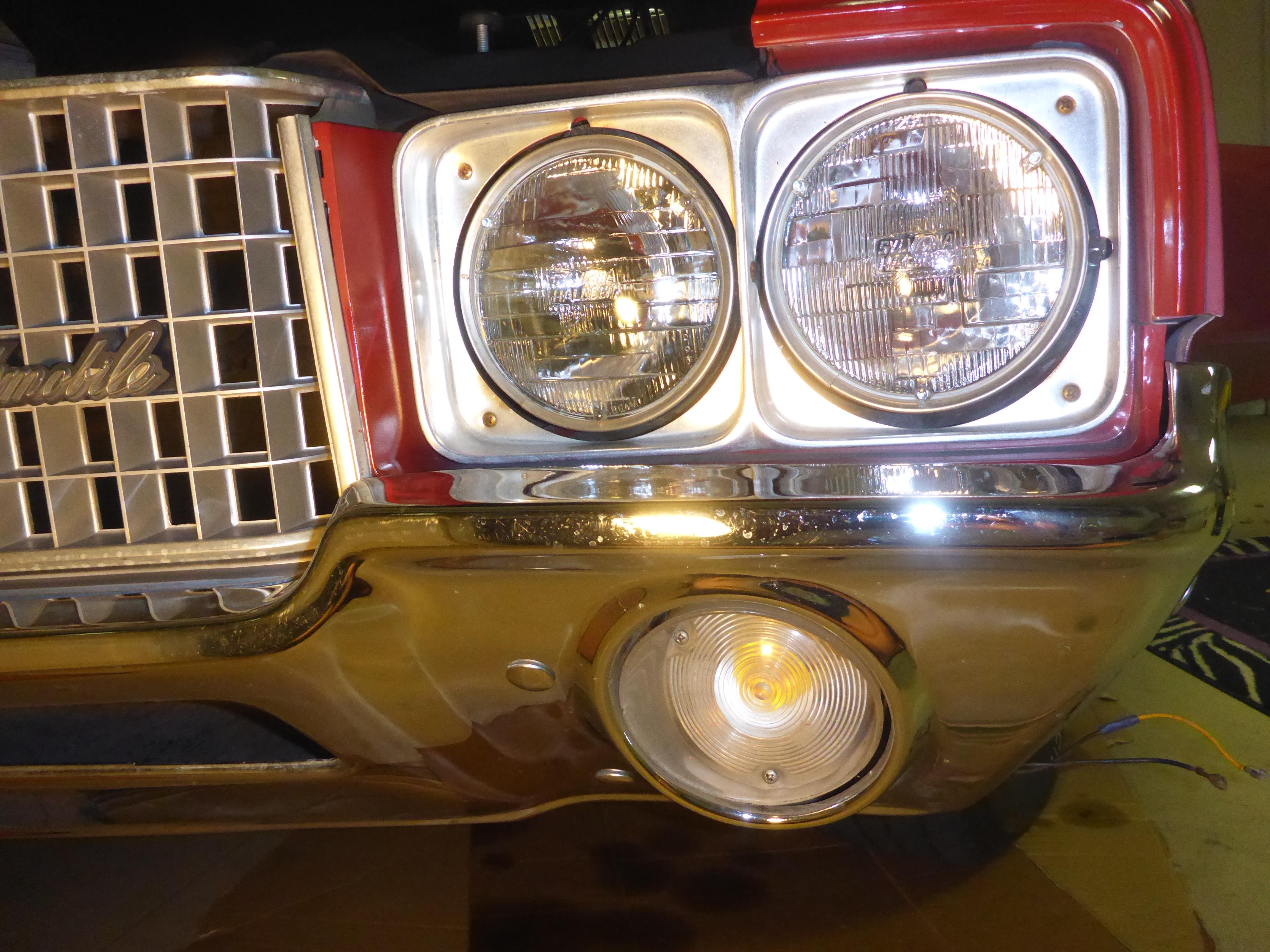 GM A Body Blinker Repair