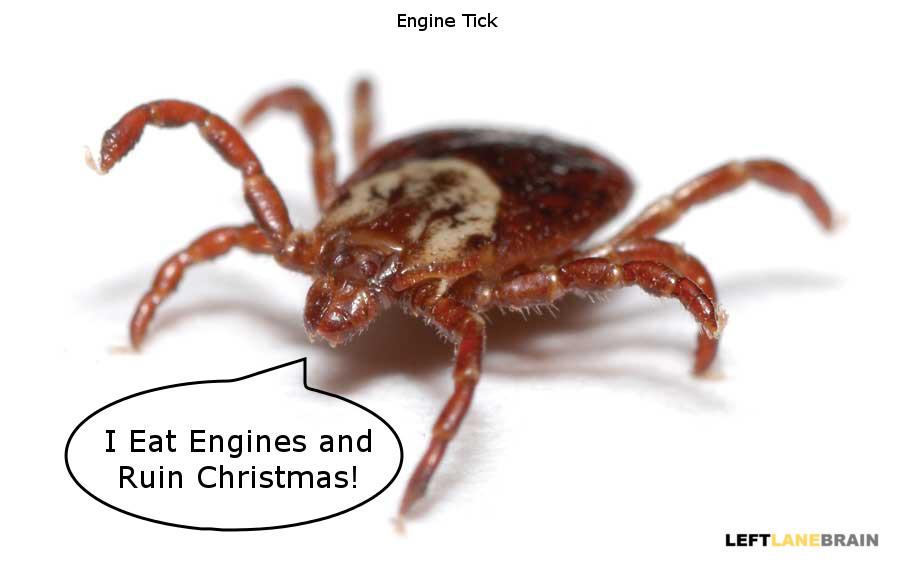 Restoration Update 4 – Diagnosing Engine Tick