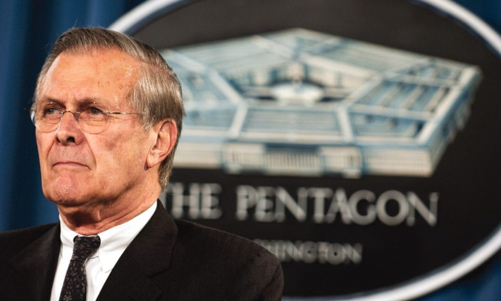 14 Best Donald Rumsfeld Images Donald This Or That Questions