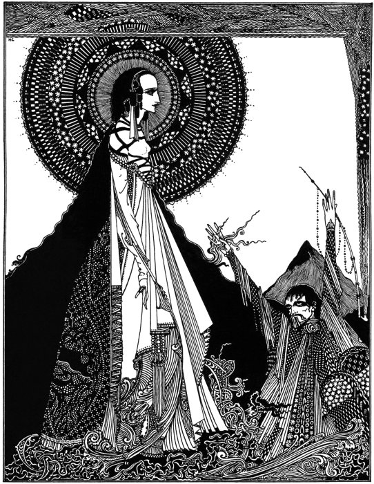 Harry Clarke- Ligeia