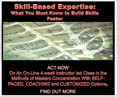 Skill-Based Expertise Body Ad