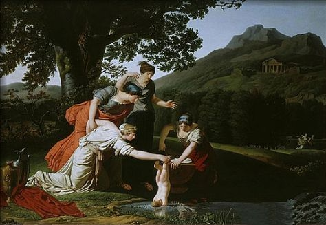 Thetis_Immerses_Son_Achilles_in_Water_of_River_Styx_by_Antoine_Borel