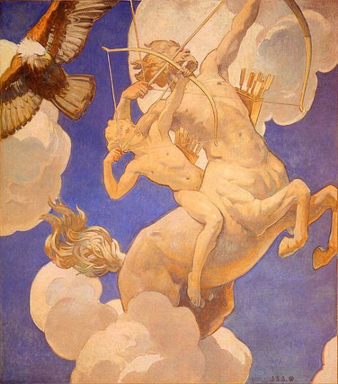 LDprin_Chiron_and_Achilles_c1922-1925_John_Singer_Sargent