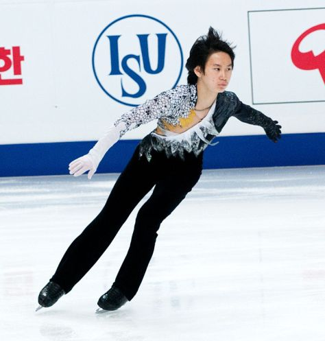 2011 World Figure Skating Championships, free skating. Image by: doorstop
