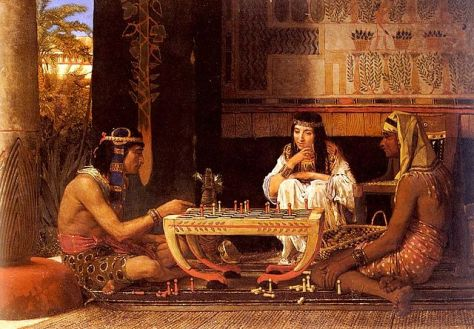 Masery_Lawrence_Alma-Tadema_Egyptian_Chess_Players