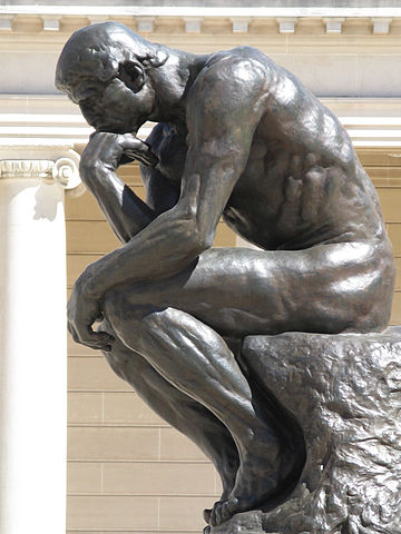 Roden: The Thinker: Image by: Yair Haklai