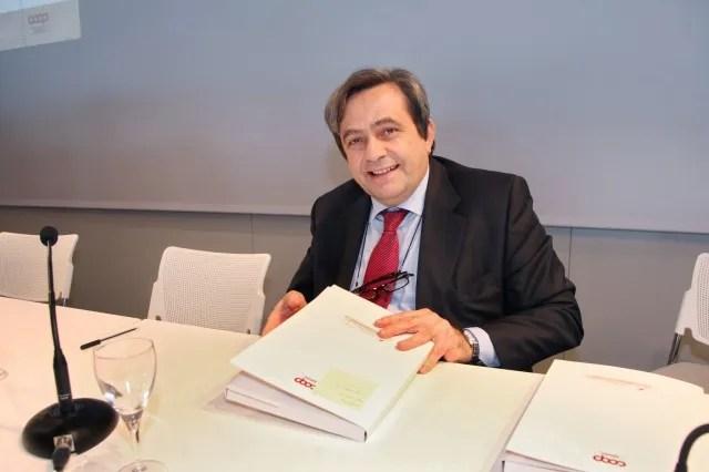 Vicepresidente Coop Adriatica Giovanni Monti