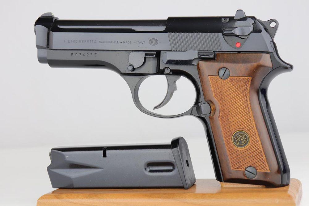 SOLD - ANIB Beretta 92 SB Compact